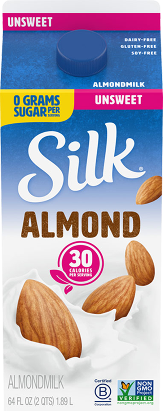 Carton of Almondmilk