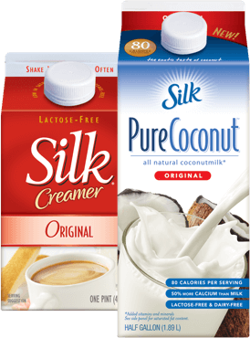Carton of Soymilk