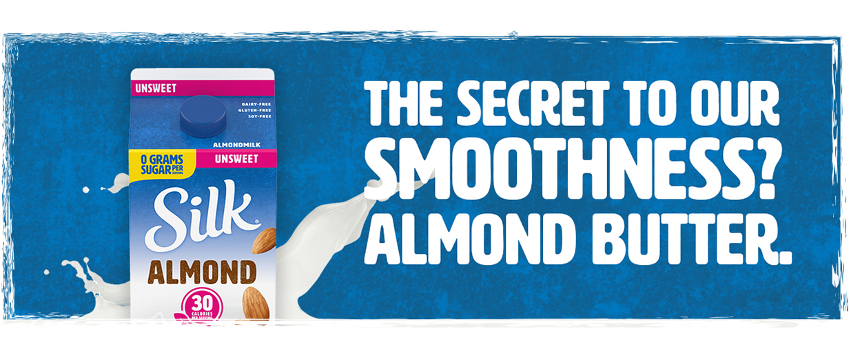 It All Begins With The Tasty Little almondmilk
