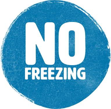 No Freezing