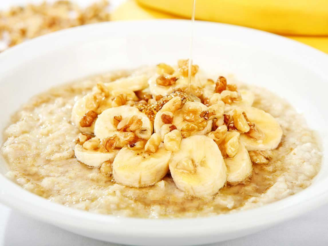 Photo of Almond Crunch Oatmeal