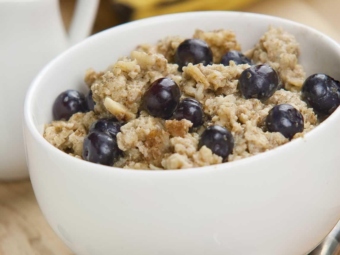 Photo of Baked Bran Oatmeal