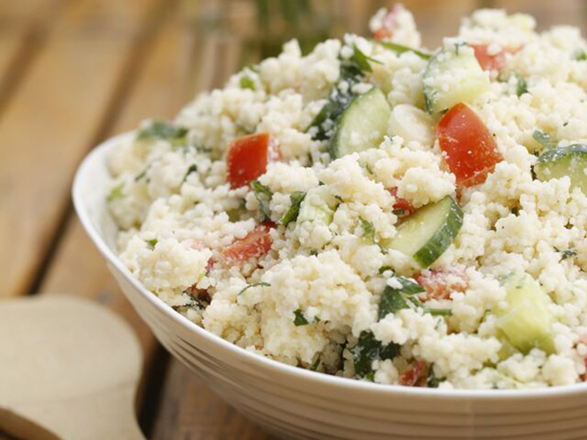 Photo of Couscous Salad with Mint