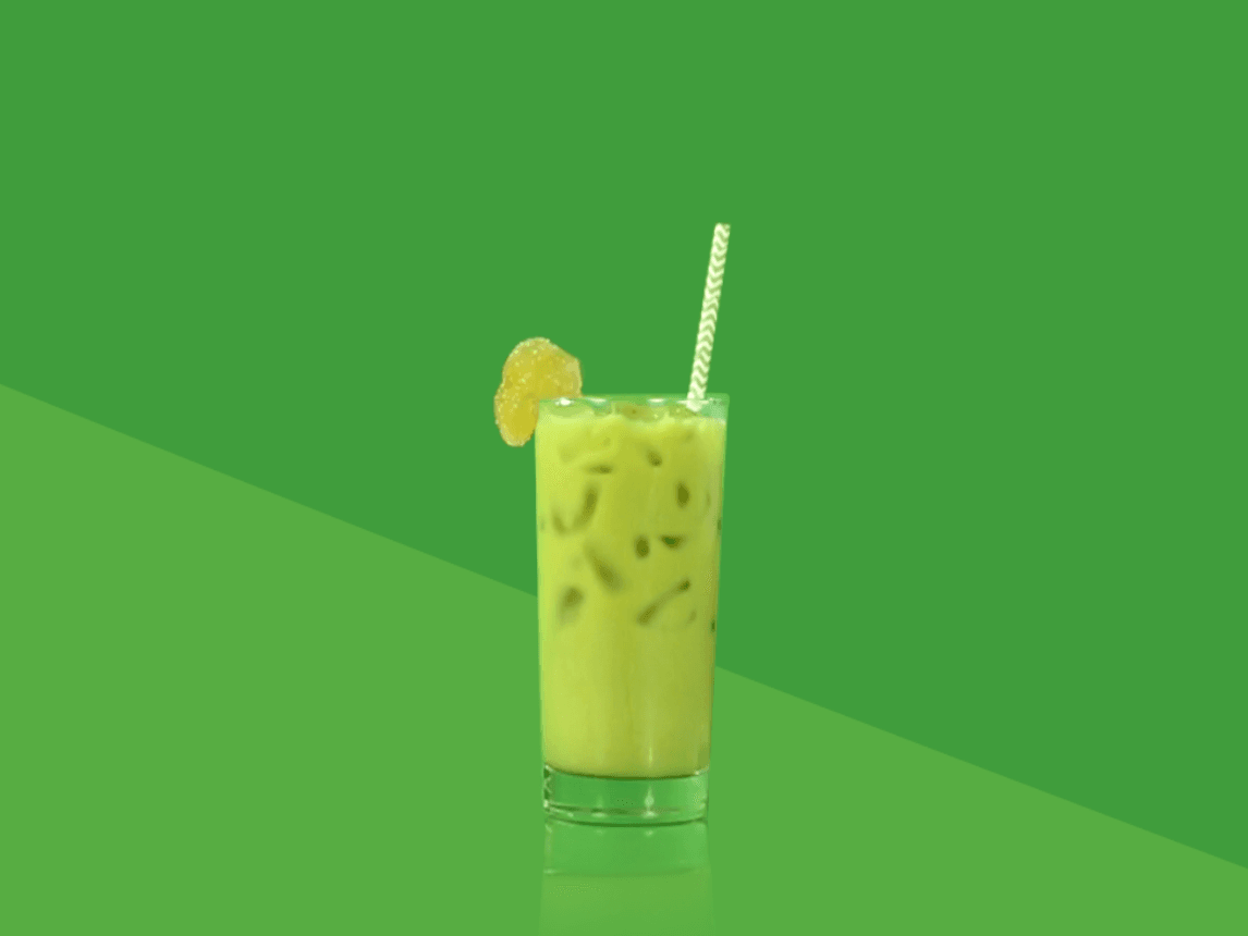 Photo of Silk Green Drink