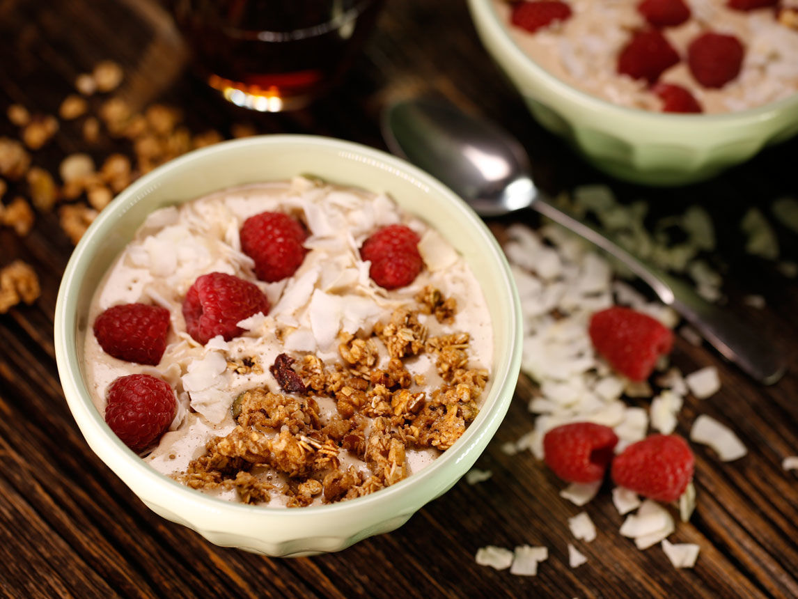Photo of Oatmeal Cookie Smoothie Bowl