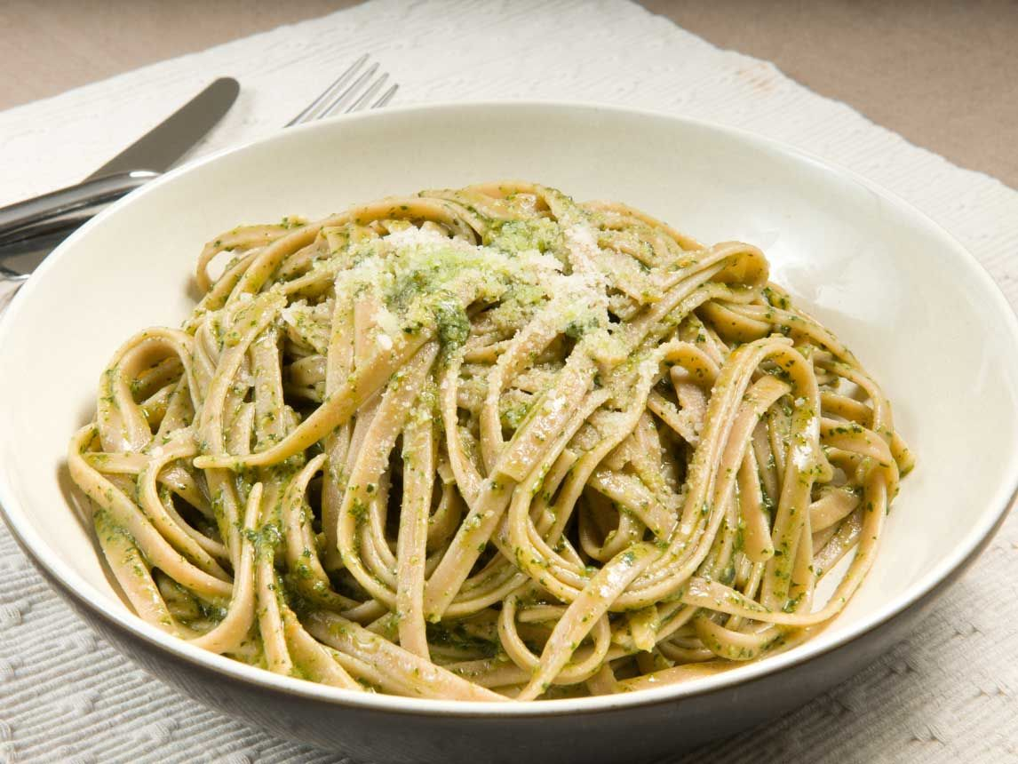 Photo of Pesto Noodles