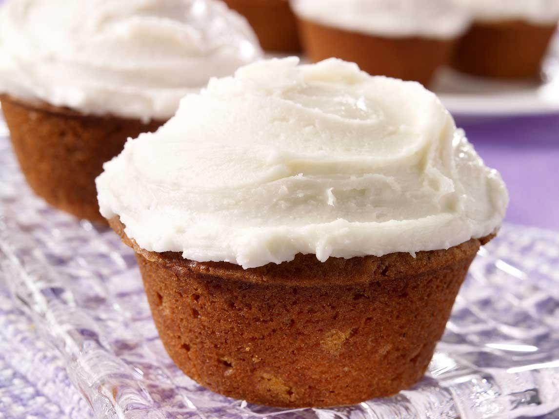 Photo of Pumpkin Spice Cupcakes