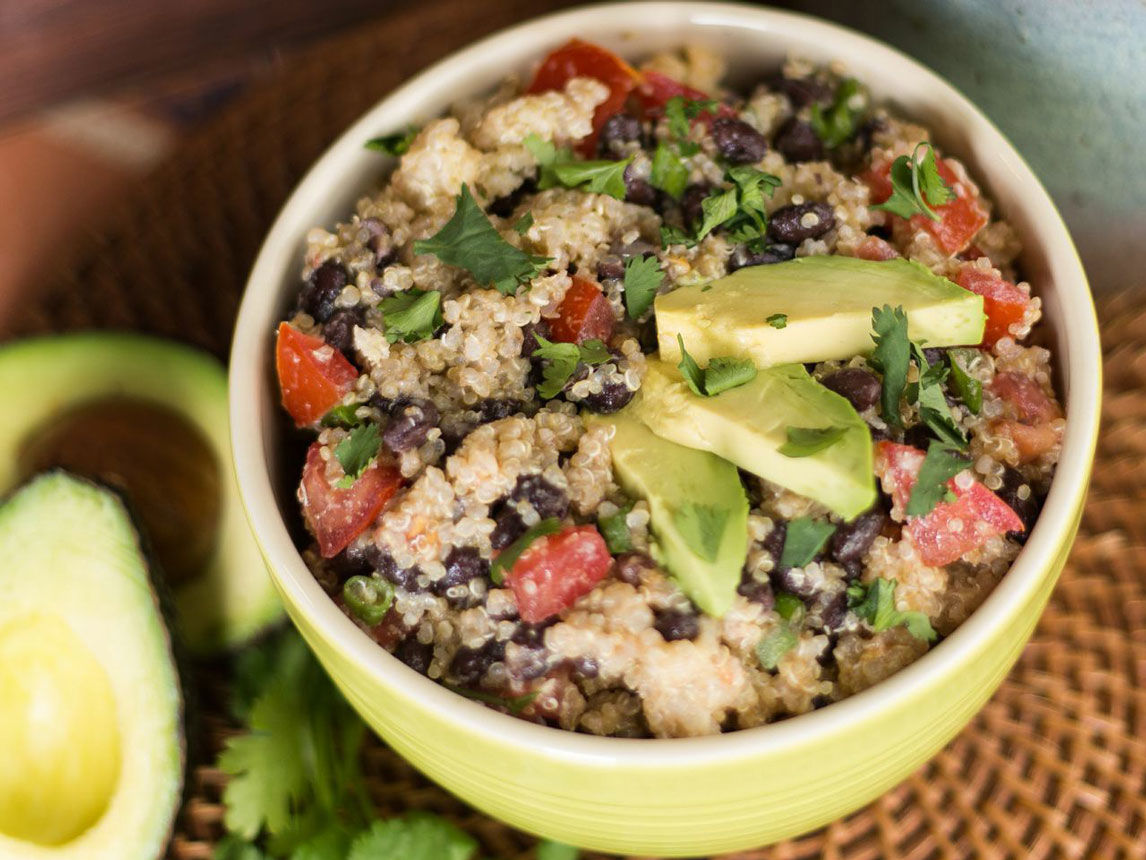 Photo of Southwest Quinoa Bowl