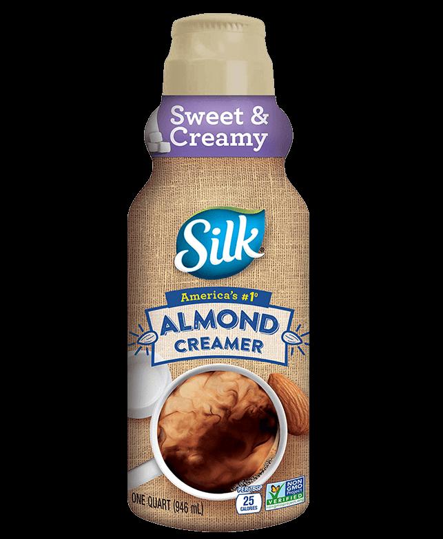Sweet & Creamy Almond Creamer