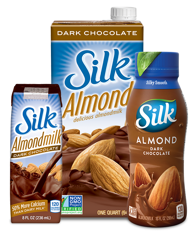 SHELF-STABLE DARK CHOCOLATE ALMONDMILK