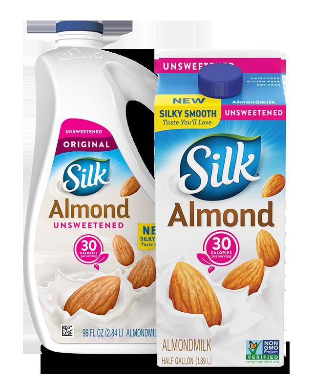 Photo of Unsweet Almondmilk