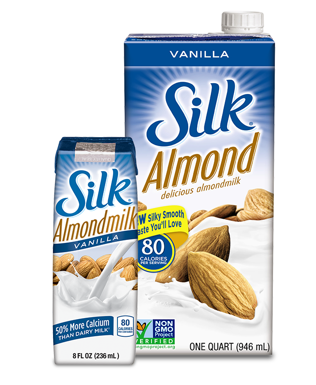 Shelf-Stable Vanilla Almondmilk