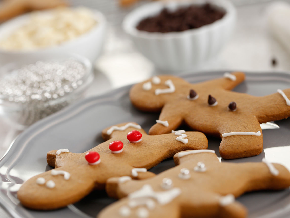 Photo of Gingerbread People