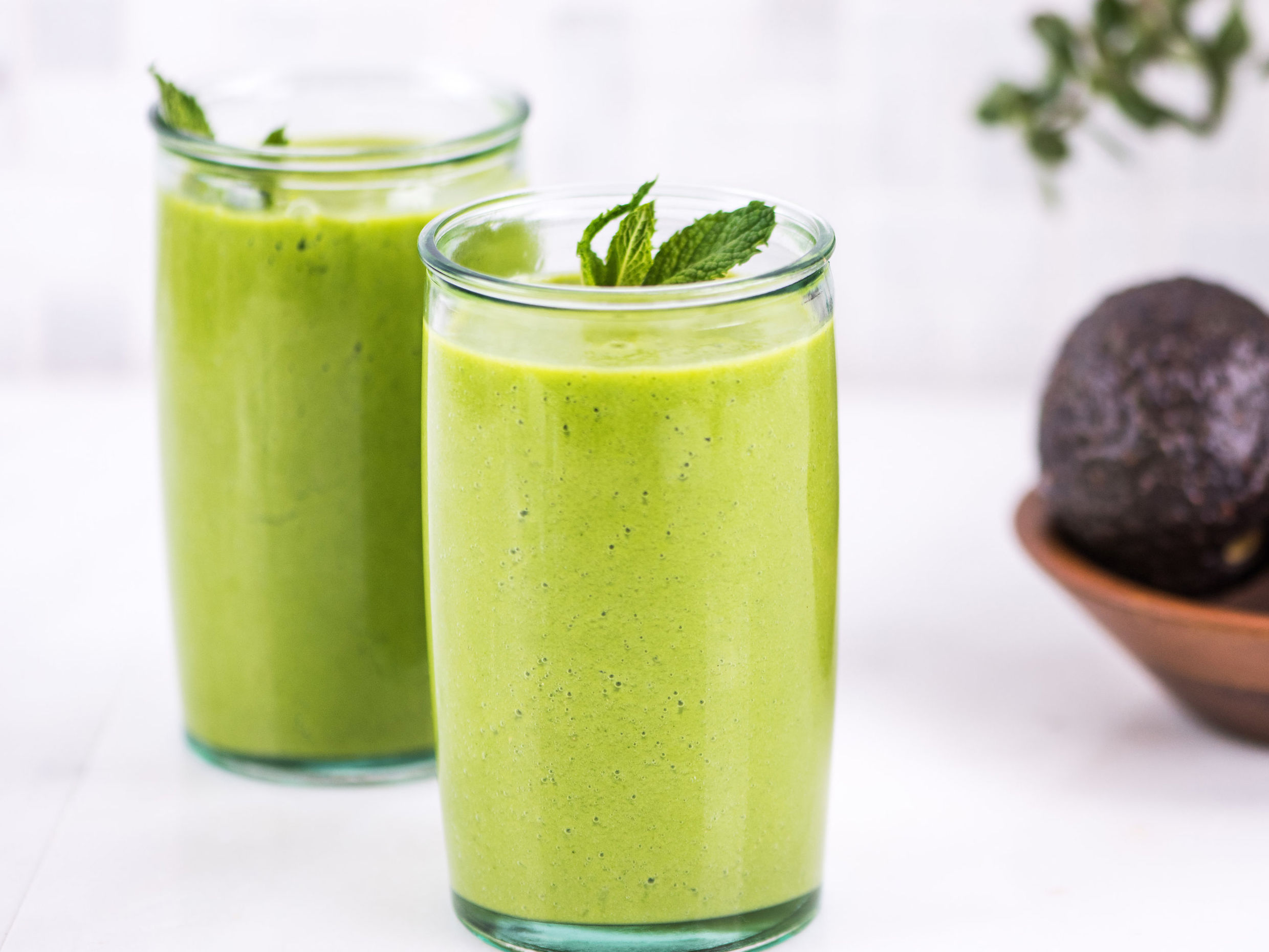 Photo of Mint to be Green Smoothie
