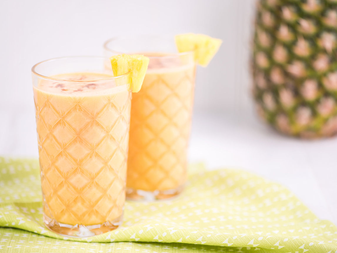 Photo of Tropical Chai Smoothie