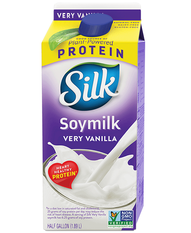 Very Vanilla Soymilk