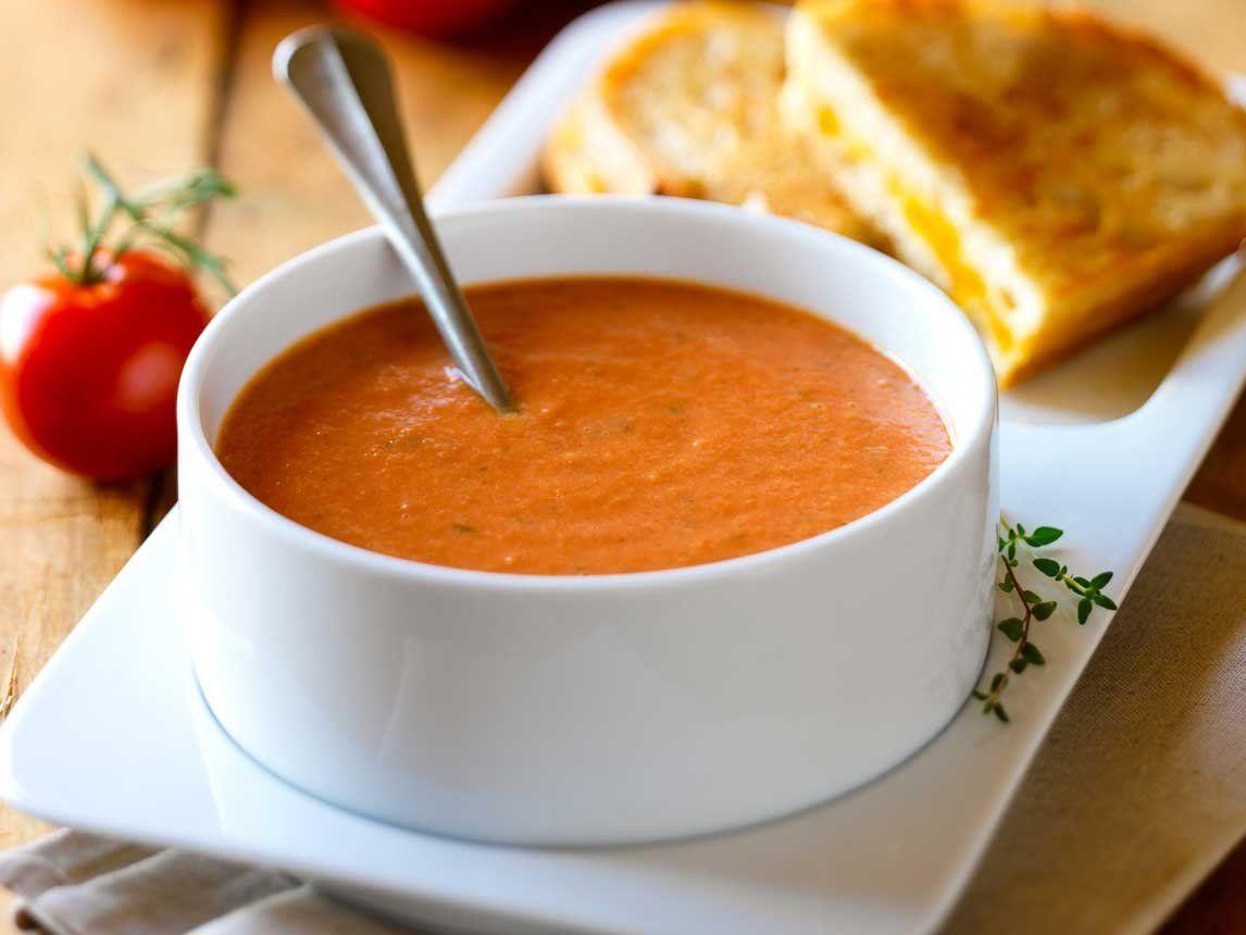 Photo of Creamy Tomato Soup