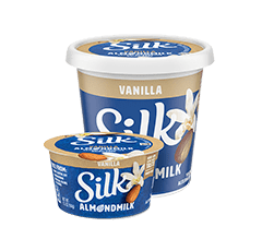 Vanilla Almondmilk <br> Dairy-Free Yogurt Alternative