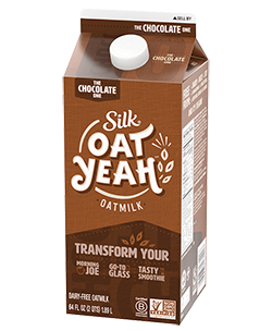 The Chocolate One <br>OATMILK