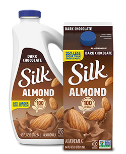 Dark Chocolate Almondmilk