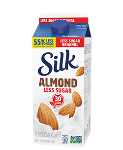 Less Sugar Original Almondmilk