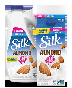 Unsweet Vanilla Almondmilk