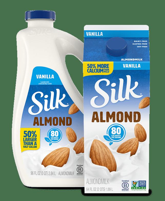 Vanilla Almondmilk