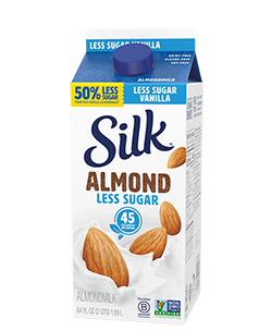 Less Sugar Vanilla Almondmilk