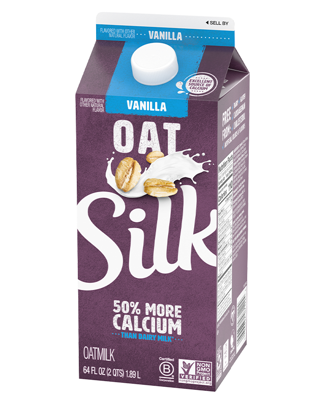 The Vanilla One <br>OATMILK