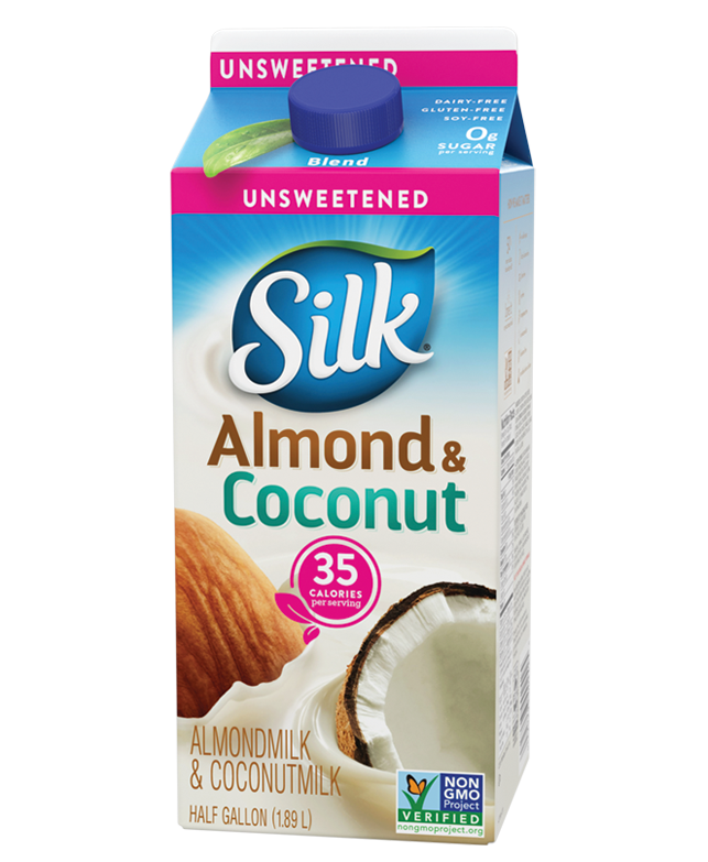Unsweet Almond Coconut Blend