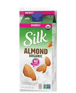 Organic Unsweet Almondmilk