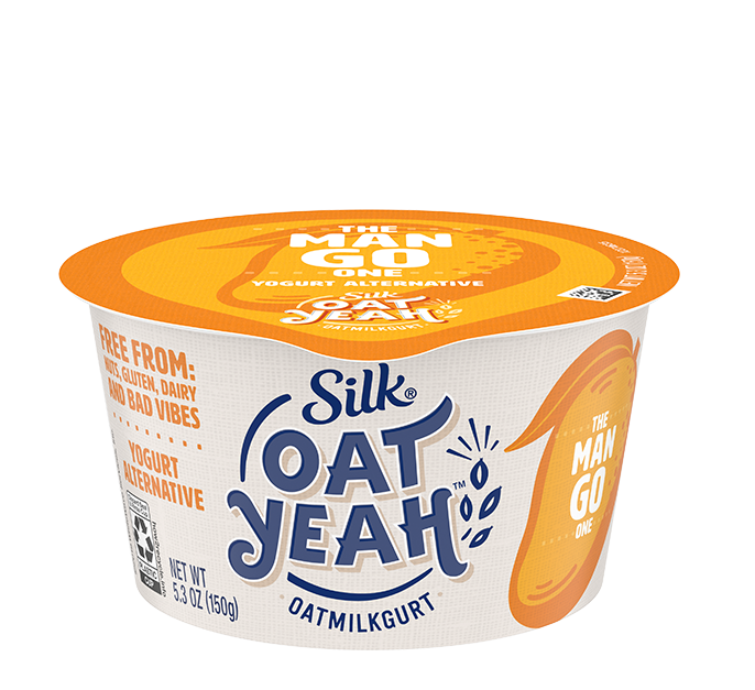 The Mango One Oatmilk <br/>Dairy-Free Yogurt Alternative