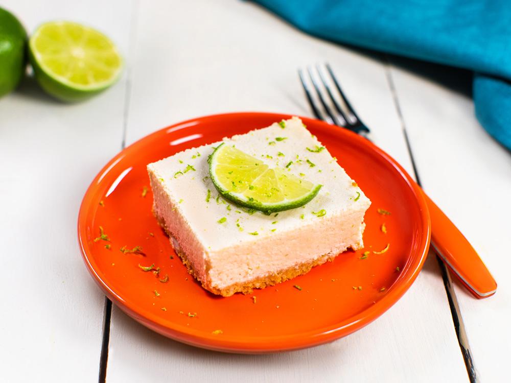 Photo of Vegan Key Lime Pie Bars