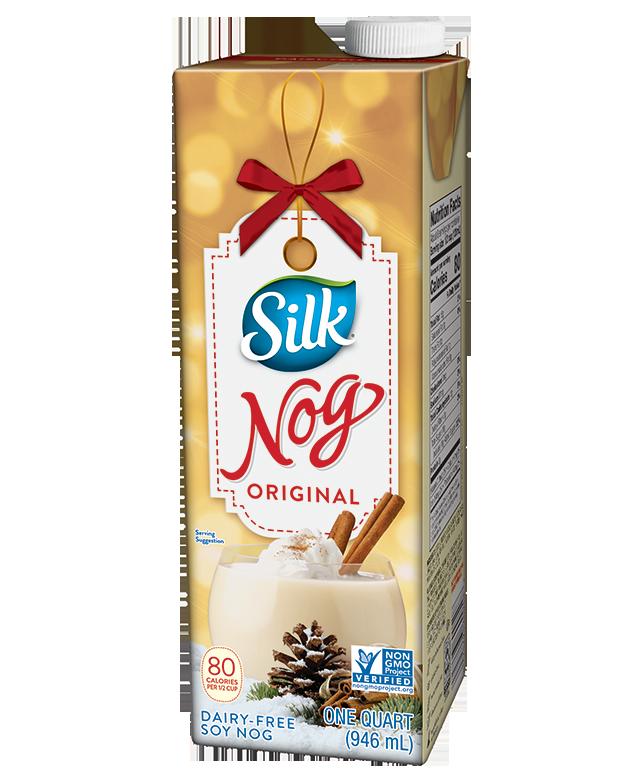 Silk® Soy Dairy-Free Nog