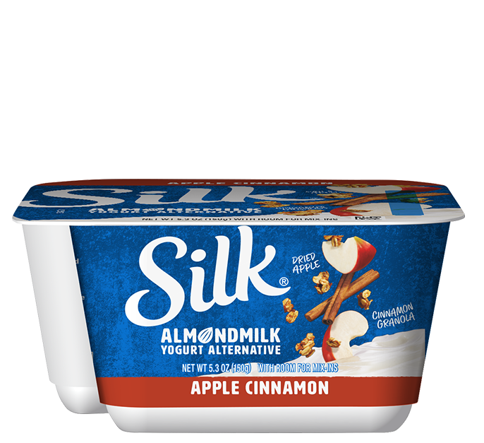 Apple Cinnamon Mix-Ins <br/>Dairy-Free Yogurt Alternative