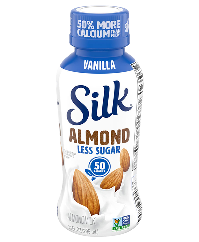 Shelf-stable Less Sugar Vanilla  Almondmilk