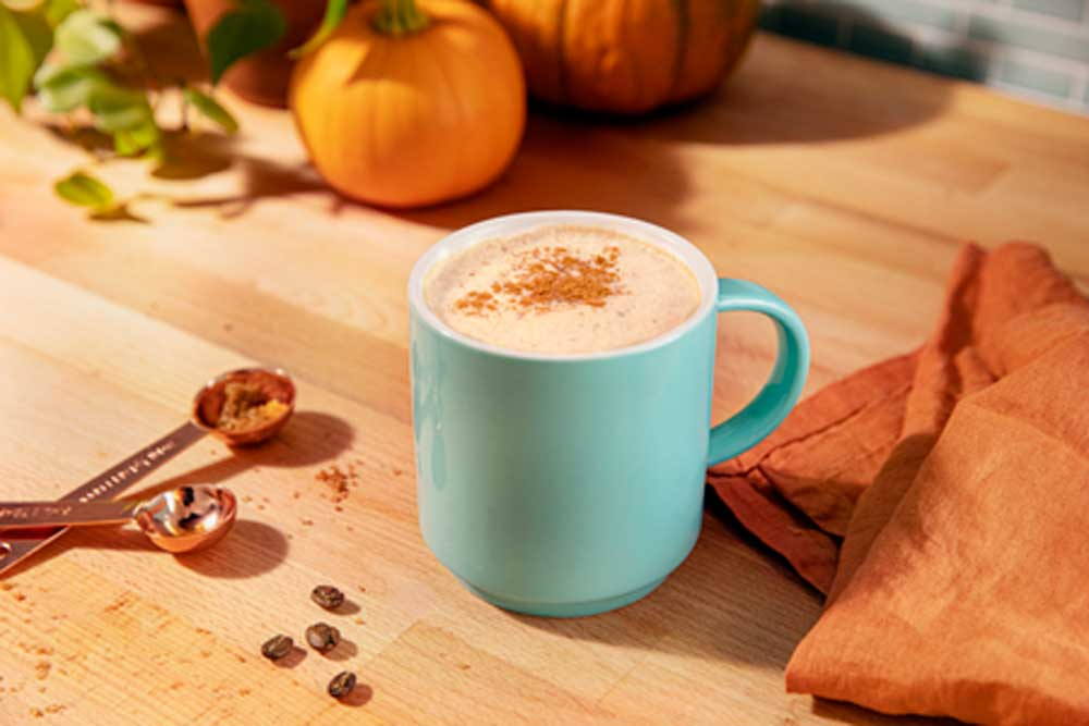 Photo of Pumpkin Spice French Toast Latte