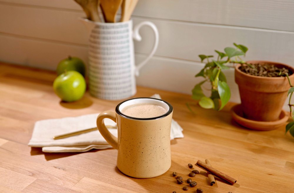Photo of Caramel Apple Cinnamon Latte