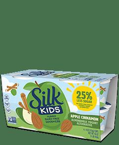 Kids Apple Cinnamon Almondmilk <br>Dairy-free Yogurt Alternative
