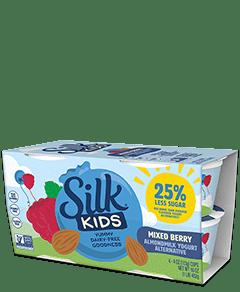 Kids Mixed Berry Almondmilk <br>Dairy-free Yogurt Alternative