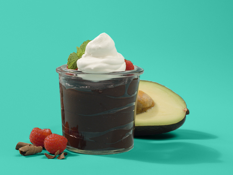 Photo of Chocolate Avocado Mousse
