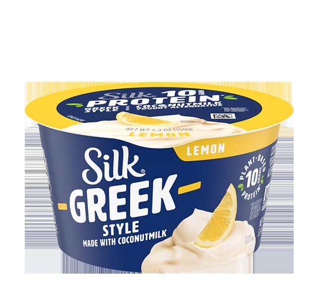 Lemon Greek Style <br>Coconutmilk Yogurt Alternative